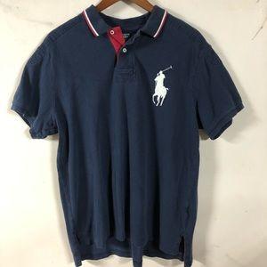 VTG Ralph Lauren Big Horse Polo
